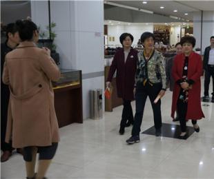 江苏省全民科学素质工作领导小组莅临考察指导